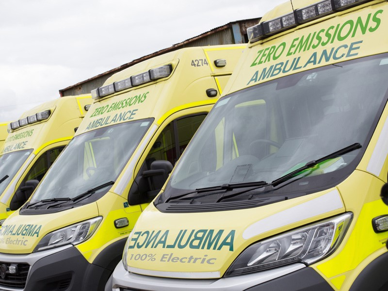 Electric Ambulances: Are They Really Being Manufactured and When Will They Be at a Hospital Near You?